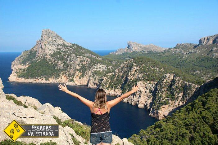 Cabo Formentor Mallorca Ilhas Baleares Espanha