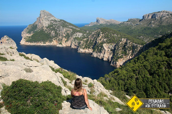 Mirador d'es Colomer Roteiro de 4 dias em Mallorca