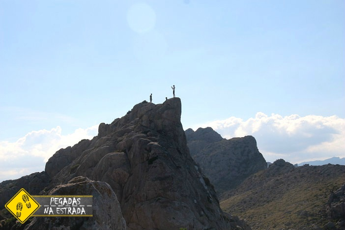 Mirador d'es Colomer Mallorca Ilhas Baleares Espanha