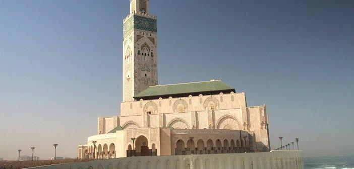 mesquita Hassan II Casablanca Marrocos