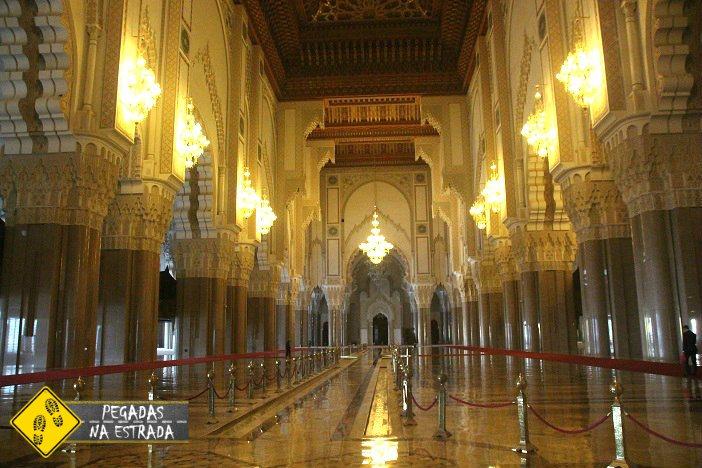 visita mesquita Hassan II Casablanca