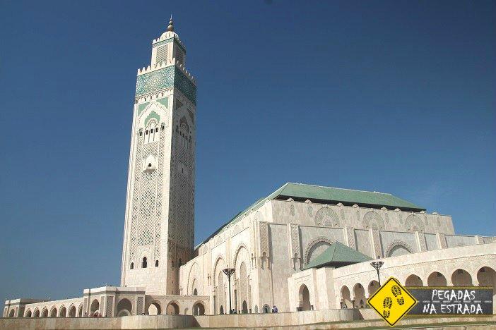 Casablanca Marrocos pontos de interesse