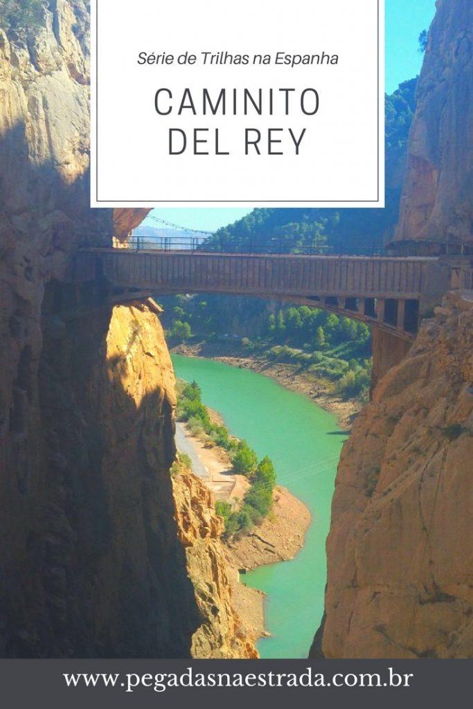 Conheça Caminito del Rey, uma trilha incrível localizada no sul da Espanha, que já foi considerada uma das mais perigosas do mundo.