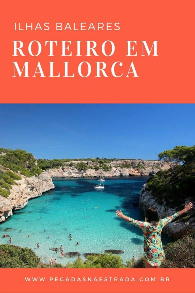 Neste roteiro incrível de 4 dias em Mallorca, você verá os principais pontos de interesse, praias, montanhas, cidadezinhas e muitas dicas.
