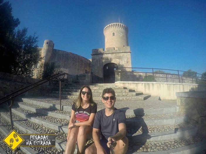 viagem de carro ilhas Baleares