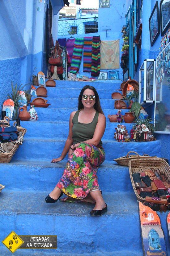 Pontos de interesse Chefchaouen Marrocos