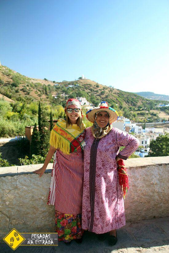 Roteiro no Marrocos