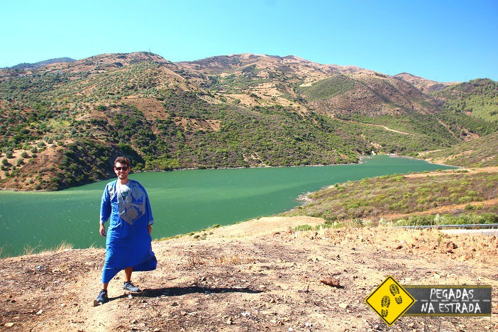 viagem de carro no Marrocos