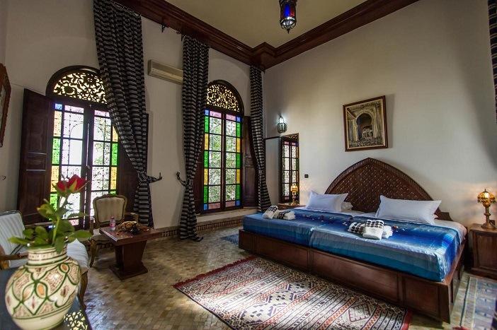 Onde se hospedar em Fez