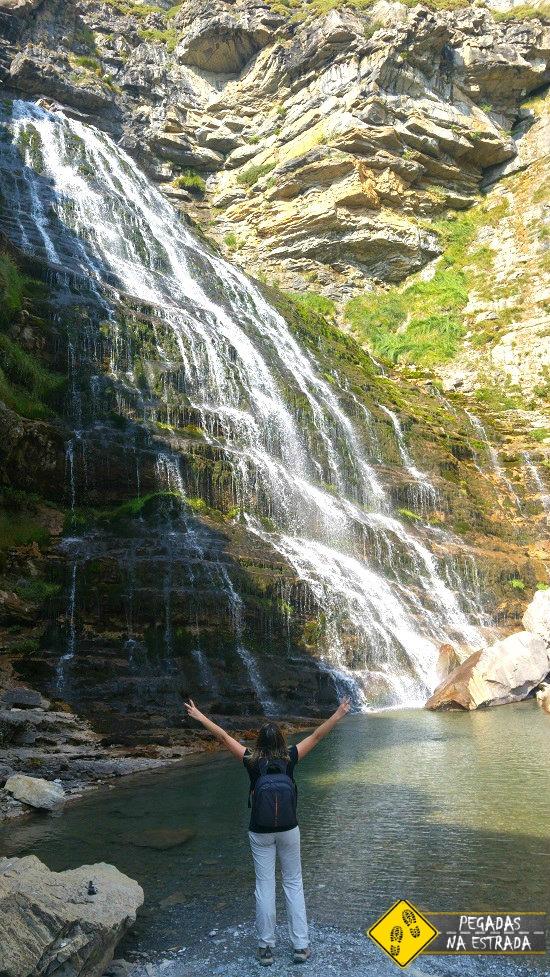 Cachoeira La Cola de Caballo