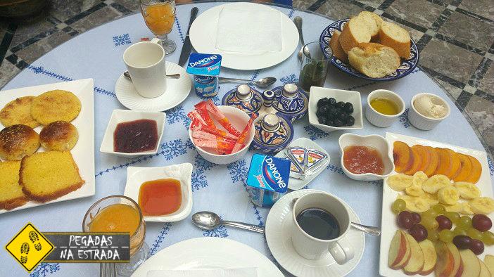Riad Hotel Fez Marrocos