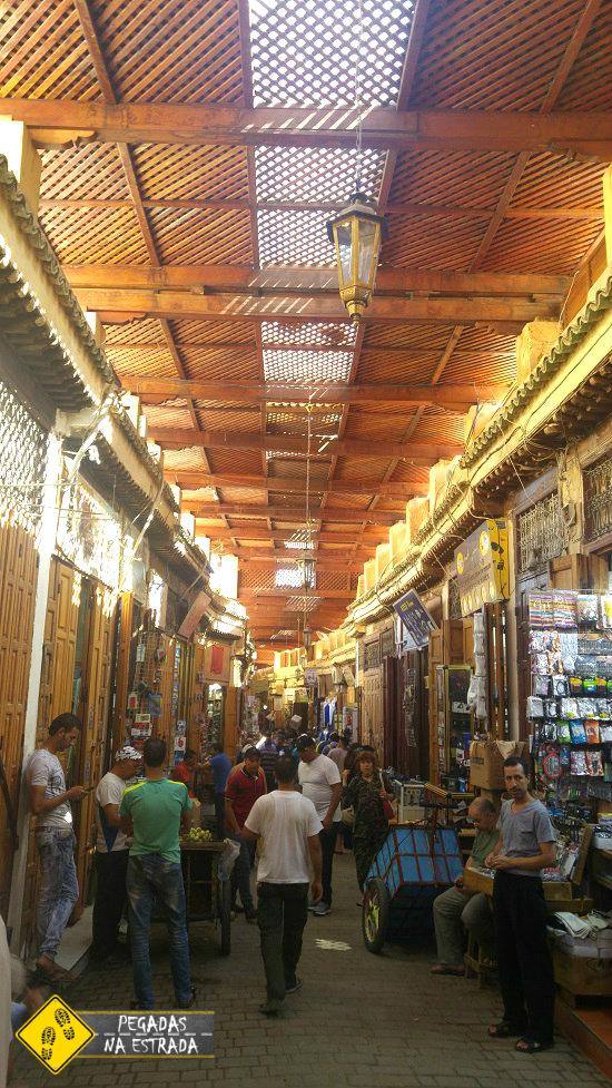 Talaa Kebira medina Fez Marrocos