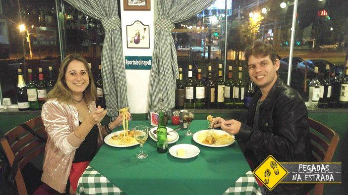 restaurante italiano Monte Verde