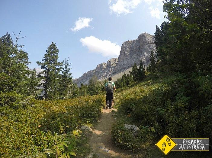 Parque Nacional de Ordesa e Monte Perdido trilhas Espanha