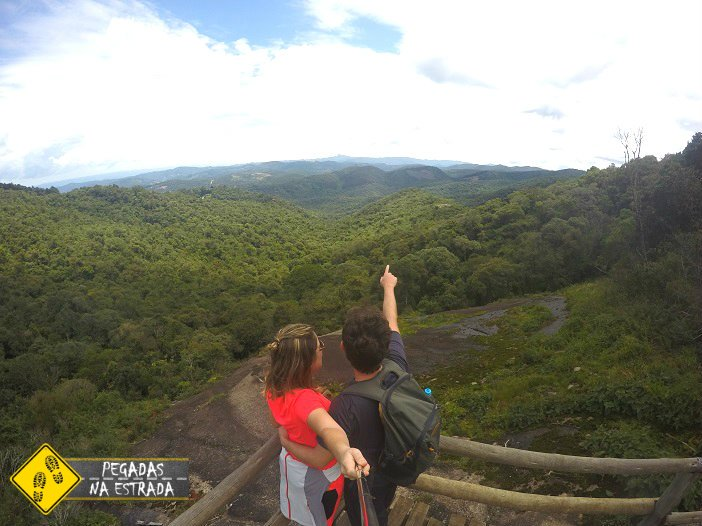 Trilha da Pedra Redonda Monte Verde