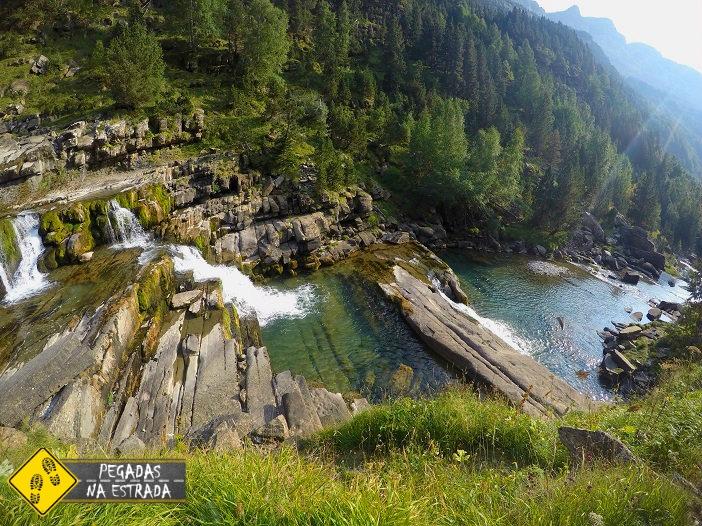 parque nacional trilhas roteiro Espanha