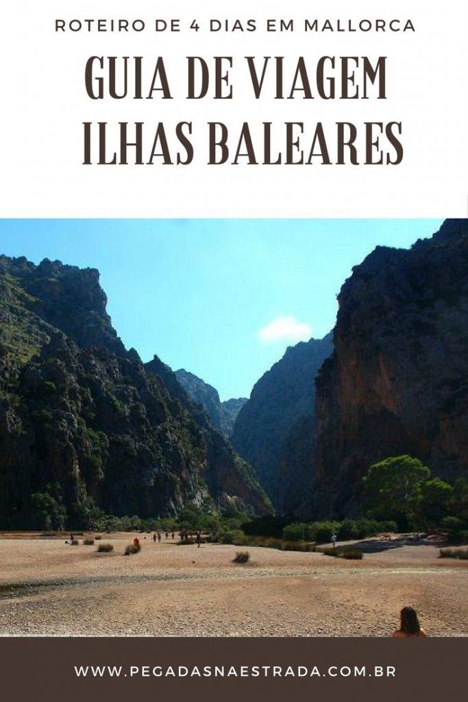 Saiba o que fazer em Mallorca em um roteiro completo de 4 dias. No último dia, foi a vez de conhecermos a Serra de Tramuntana e suas cidades charmosas.