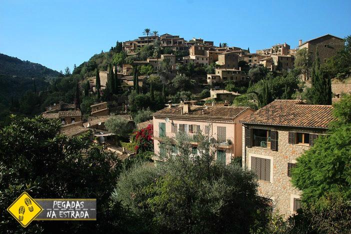 Deià Serra de Tramuntana Mallorca