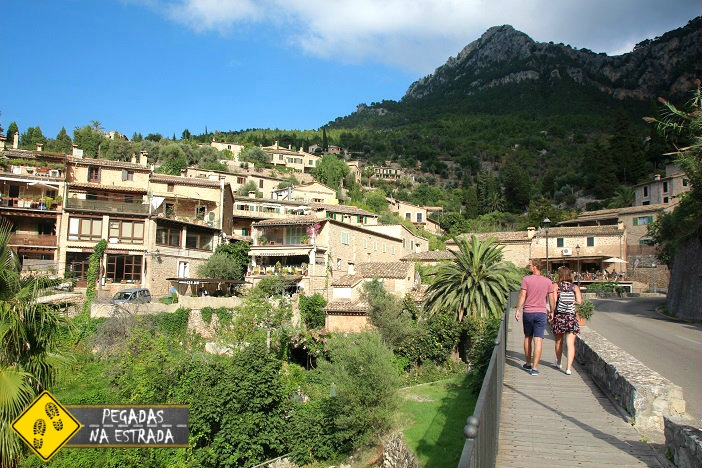 cidades históricas Mallorca