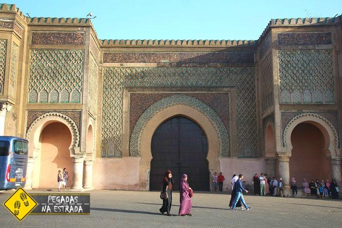 O que fazer em Meknes