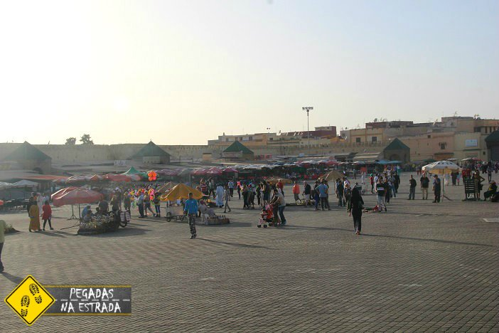 Praça El Hedim Meknes