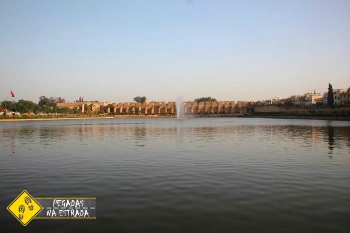 Lago Agdal Meknes