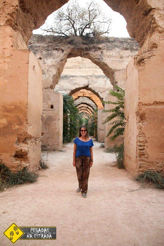Roteiro cidades imperiais do Marrocos