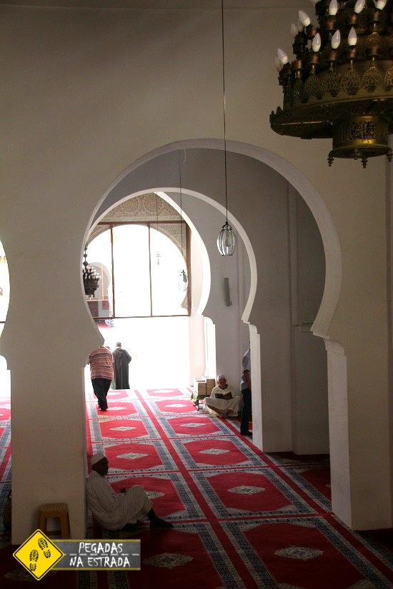 Universidade Al Quaraouiyine Fez Marrocos