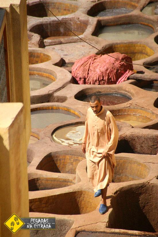 tour Fez Marrocos