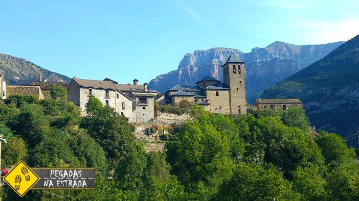 Torla Pirineus Espanha Roteiro trilha