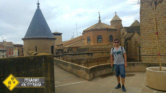 vilarejo Espanha Olite