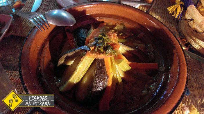 O que comer no Marrocos
