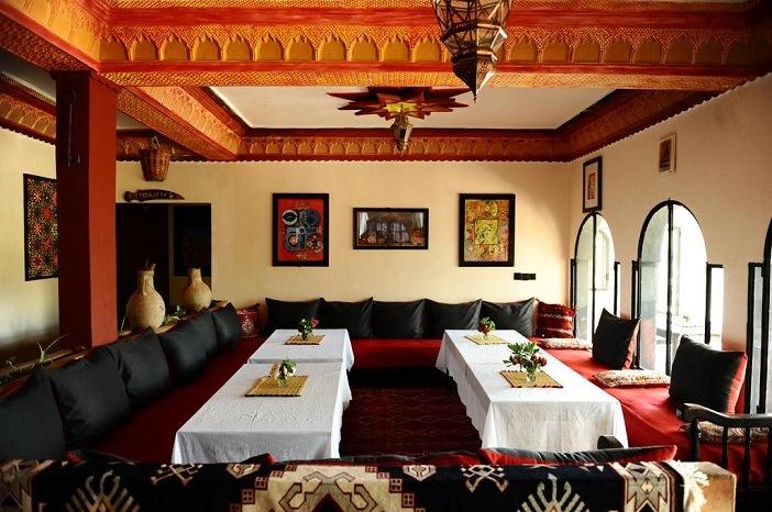 hotel Marrocos Riad