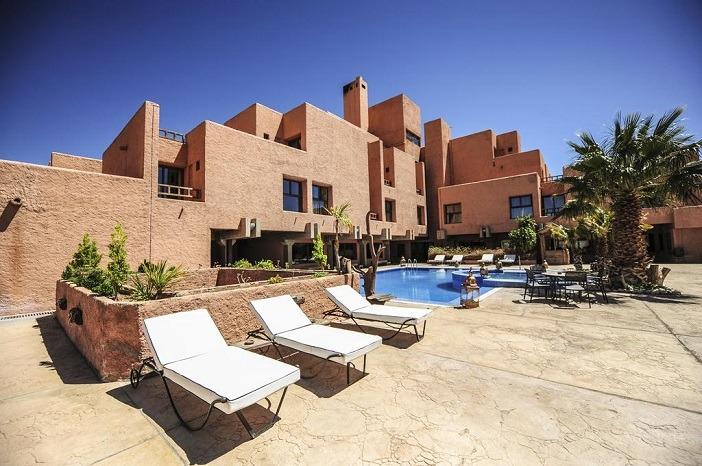 hotel Dades Marrocos