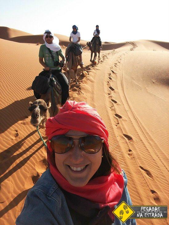 O que fazer no deserto do Saara Marrocos