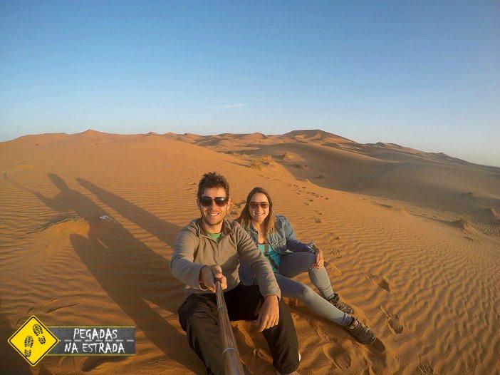 O que fazer no Marrocos Deserto do Saara