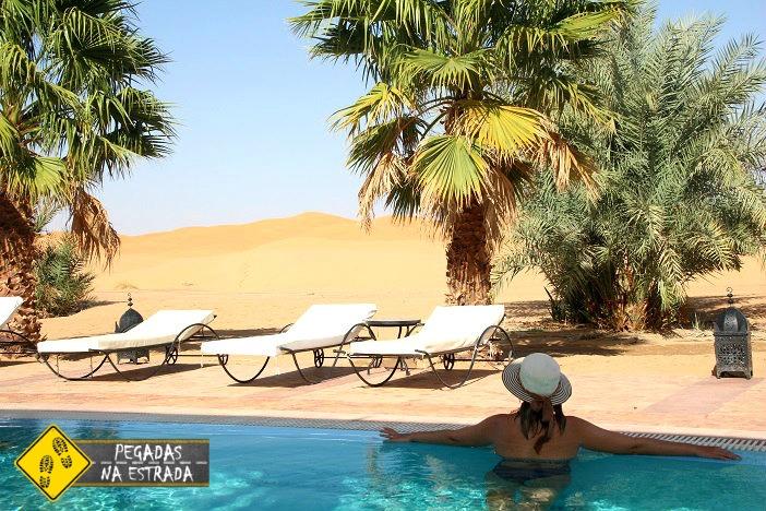 Onde se hospedar no deserto do Saara