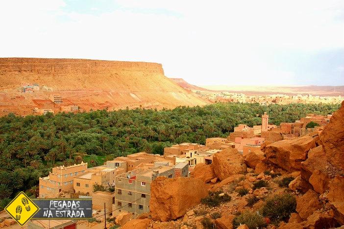 roteiro Garganta de Todra e o Vale de Dades Marrocos