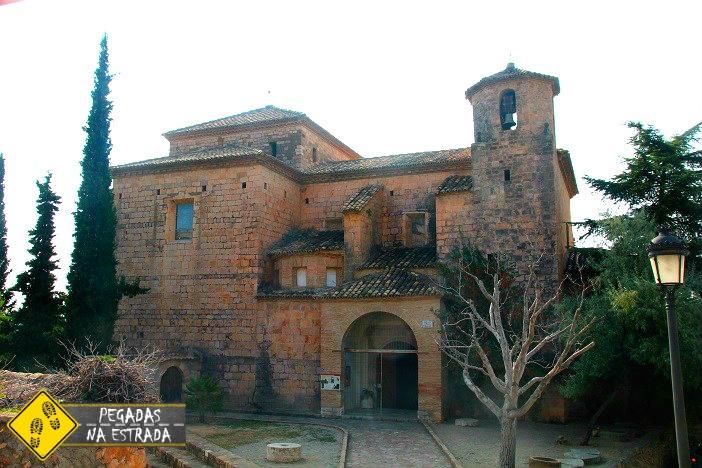 Iglesia de San Miguel Alquézar Espanha
