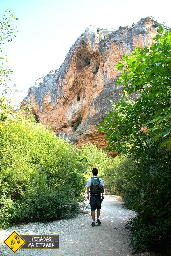 Natureza trekking Espanha