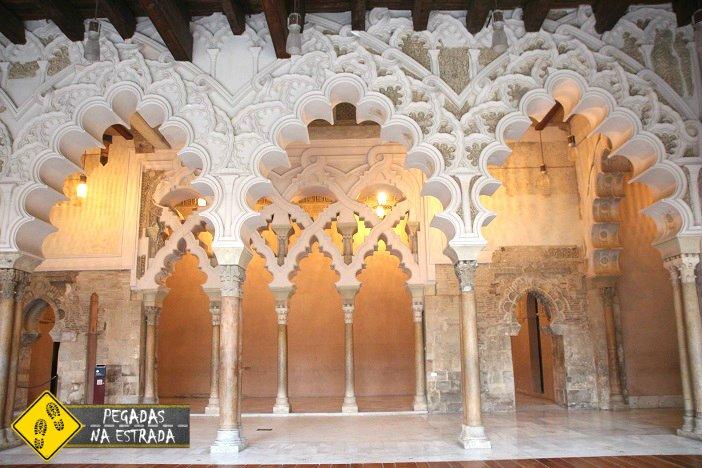 Roteiro Zaragoza Espanha