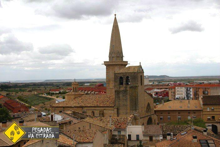 IgrejaSanta María la Real de Olite