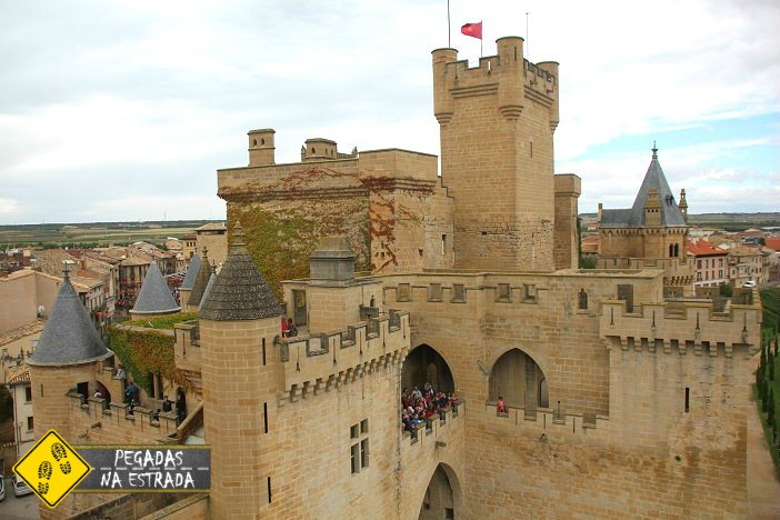 Castelo de Olite
