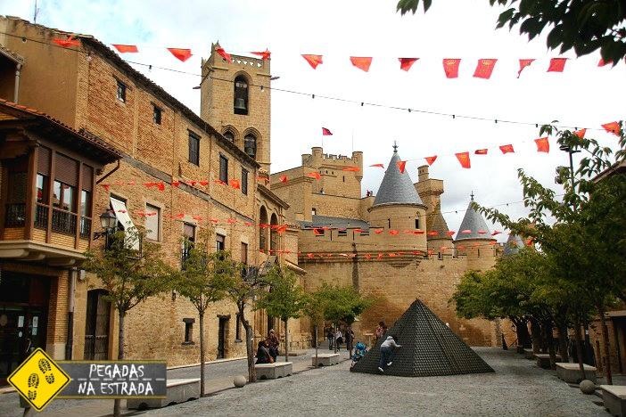 viagem de carro pela Espanha