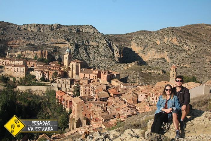 vilarejos mais charmosos da Espanha Albarracín