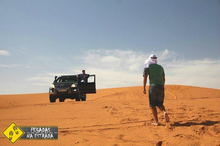agência no Marrocos excursão tour passeio no deserto