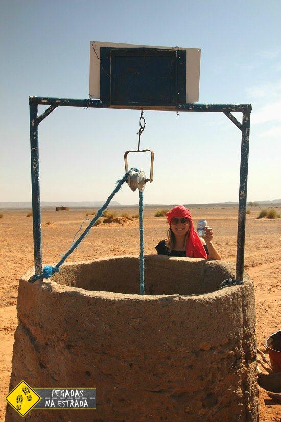 roteiro deserto Saara Marrocos