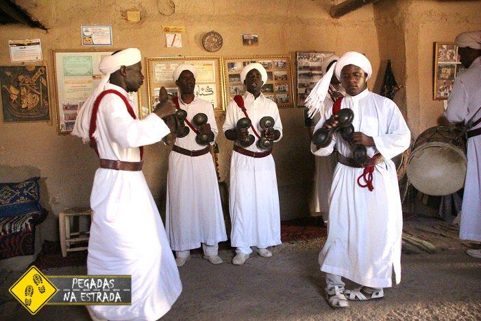 comunidade de Khamlia Marrocos Sudão