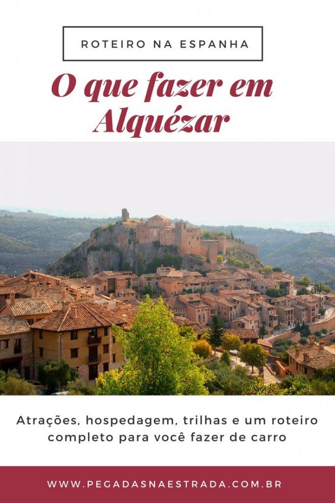 Conheça Alquézar, um cidade medieval localizada no interior da Espanha, que é cercada por uma natureza de tirar o fôlego. Saiba o que fazer em Alquézar, onde se hospedar, como chegar, dicas de trilhas e muito mais. Apaixone-se pelos cantinhos escondidos de Aragão e se encante com suas paisagens e águas cristalinas.