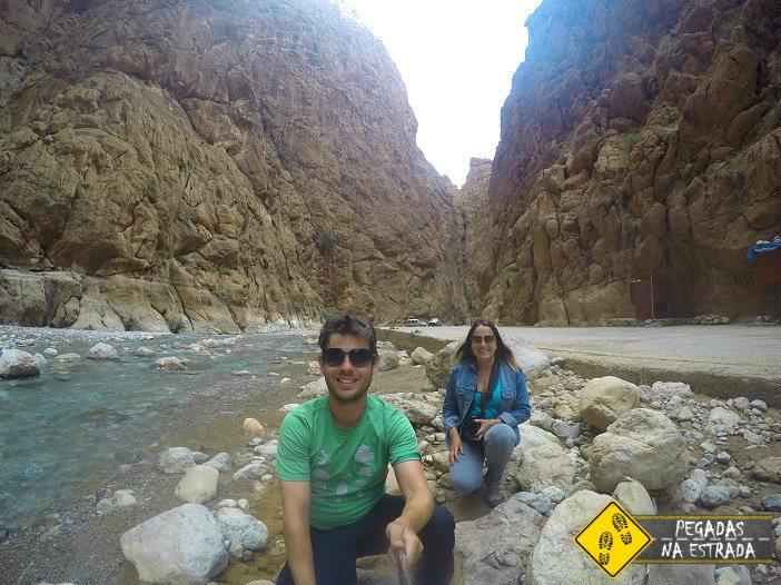 viagem Garganta de Todra e o Vale de Dades Marrocos